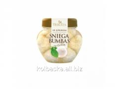 "Snow balls of ""Trikata"" Creamy,"