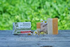 Natural soap camomile and calendula