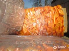 Polimersyrye (salvage) - waste of PE of plastic