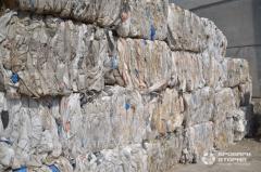 Polyamides (salvage) - waste of PAS of plastic