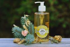 Organic shower gel immortelle