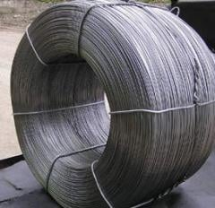 Welding wire of CB08A of GOST 2246-70