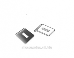 Clip of a cable tray 100 mm high, Combitech L5