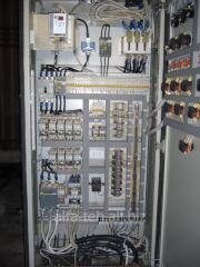 Шкаф управления комплексом гранулирования ОГМ-1,5