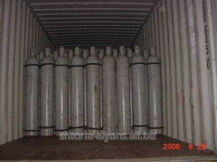 Elegaz (sulfur hexafluoride) SF6 Cylinders of 50,0