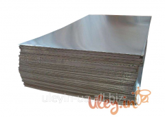 The leaf of Aluminium 1000 x 800 mm, thickness is