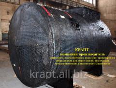 Резервуар для хранения ГСМ 20 м.куб