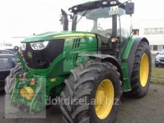 John Deere 6150 R tractor