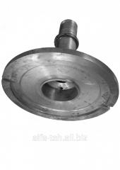 Запасные части для грануляторов марок ОГМ 1,5; ОГМ 0,8