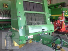 Equipment for a straw press, the Rolled press
