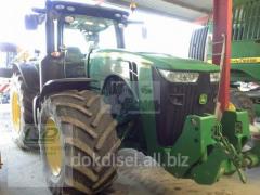 John Deere 8360 tractor