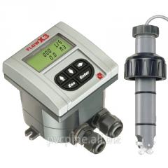 Flowmeter - control of consumption of liquids