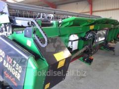 Biso CR-VX750 harvester