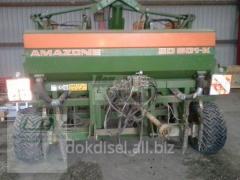Seeder of exact seeding of Amazone ED 601-K
