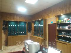 Weapon shop of the Safari on Dinamo (shop of LATEK