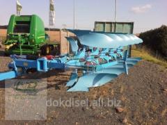 Plow of Lemken Diamant 11V