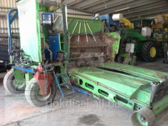 Packer of a senazh and silo of Sonstige Ag Bag M