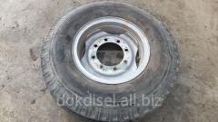 Pneumant wheel