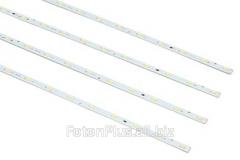 Комплект 4 линейки на светодиодах LG 18 LED + блок питания LRC 30 Вт