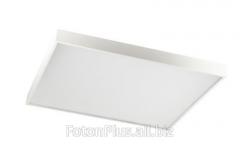 Корпус металлический для светильника 595*595*46 + рассеиватель