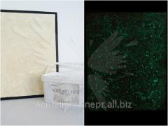 The shining Acmelight Antic plaster of 3.7 kg