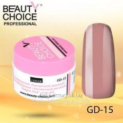"The camouflaging gel ""Elegant pink"