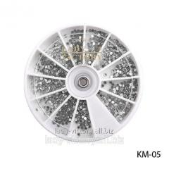 Round decorative pastes. KM-05