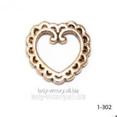 Volume 3-D jewelry