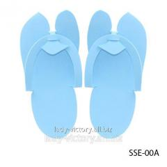 Color one-time SSE-00 slippers