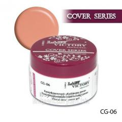The camouflaging Flower Dew gel. CG-06
