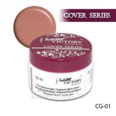 The camouflaging Caramel River gel. CG-01