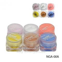 Set of acrylic powders. NGA-00A
