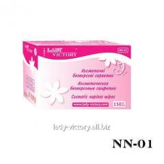 Cosmetic lint-free wipes of NN-01