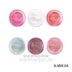 Color A-MIX-4 acryle