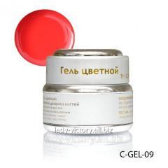Light pink nail gel. C-GEL-09