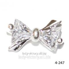 Volume openwork 3D jewelry