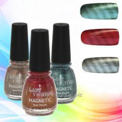 Magnetic nail varnish code: LMP-(01-11)