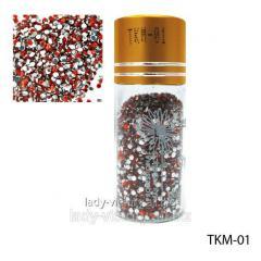 Decorative pastes code: TKM