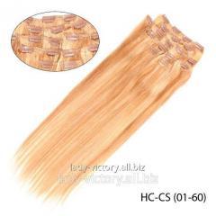 Волосся для нарощування