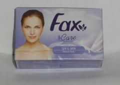 Fax Care soap