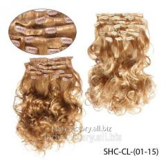 Artificial hair for building of SHC-CL-(01-15)