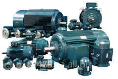 Electric motor common industrial 0.09 - 132 kw