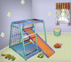 Детский спортивно - игровой комплекс Малыш+, арт.
