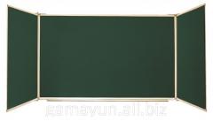 Board classroom 3kh – folding 3000х1000 mm, an