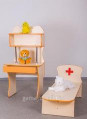 Набор мебели Медпункт, арт. 003-02277