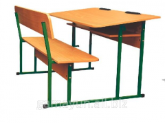 School desk lava, art. 001-00076
