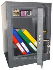 The safe is office, an art. 000-00764