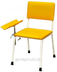 Chair donor with an armrest, an art. 011-02914