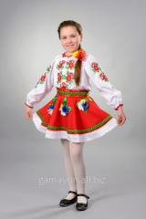 The Ukrainian national suit for girls No. 11, art.