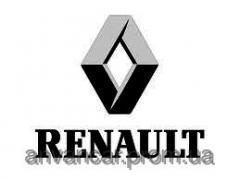 Защиты картера Renault